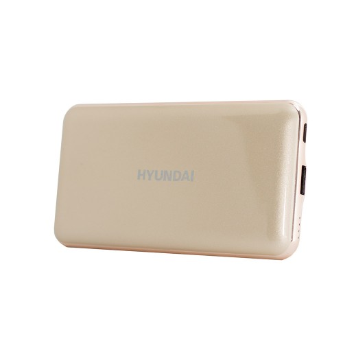 Batería Hyundai Razor wireless powerbank 10.000mah - Oro